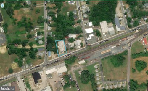 Photo of 310 RAILROAD (CROSS HOLT STREET ) AVE, FEDERALSBURG, MD 21632 (MLS # MDCM123342)