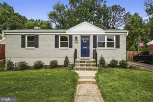Photo of 11908 ROCKING HORSE RD, ROCKVILLE, MD 20852 (MLS # MDMC664342)