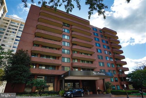 Photo of 4550 N PARK AVE #T-206, CHEVY CHASE, MD 20815 (MLS # MDMC730344)