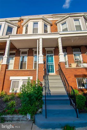 Photo of 1603 RUXTON AVE, BALTIMORE, MD 21216 (MLS # MDBA525346)