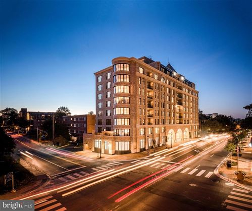 Photo of 8302 WOODMONT AVE #802, BETHESDA, MD 20814 (MLS # MDMC676346)