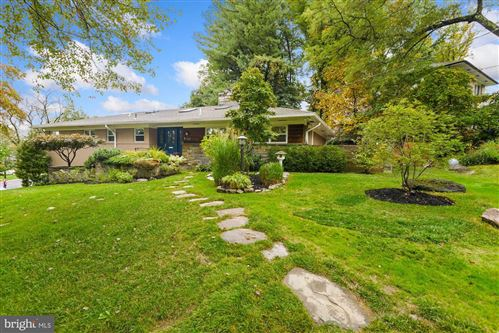 Photo of 3140 BROOKLAWN TER, CHEVY CHASE, MD 20815 (MLS # MDMC728346)