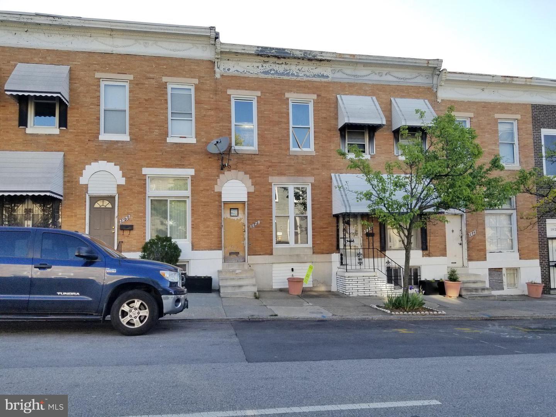 1829 N WOLFE ST, Baltimore, MD 21213 - MLS#: MDBA548346