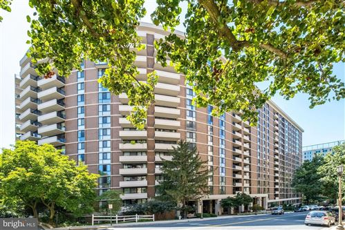 Photo of 4620 N PARK AVE #609E, CHEVY CHASE, MD 20815 (MLS # MDMC2000347)
