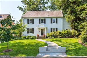 Photo of 4810 ESSEX AVE, CHEVY CHASE, MD 20815 (MLS # MDMC671348)