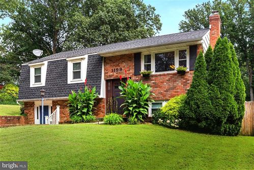 Photo of 1199 HIGHVIEW DR, ANNAPOLIS, MD 21409 (MLS # MDAA446350)