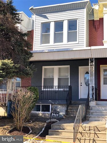 Photo of 5464 N MARVINE ST, PHILADELPHIA, PA 19141 (MLS # PAPH872350)