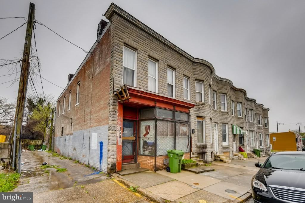 1901 RIGGS AVE, Baltimore, MD 21217 - MLS#: MDBA545350