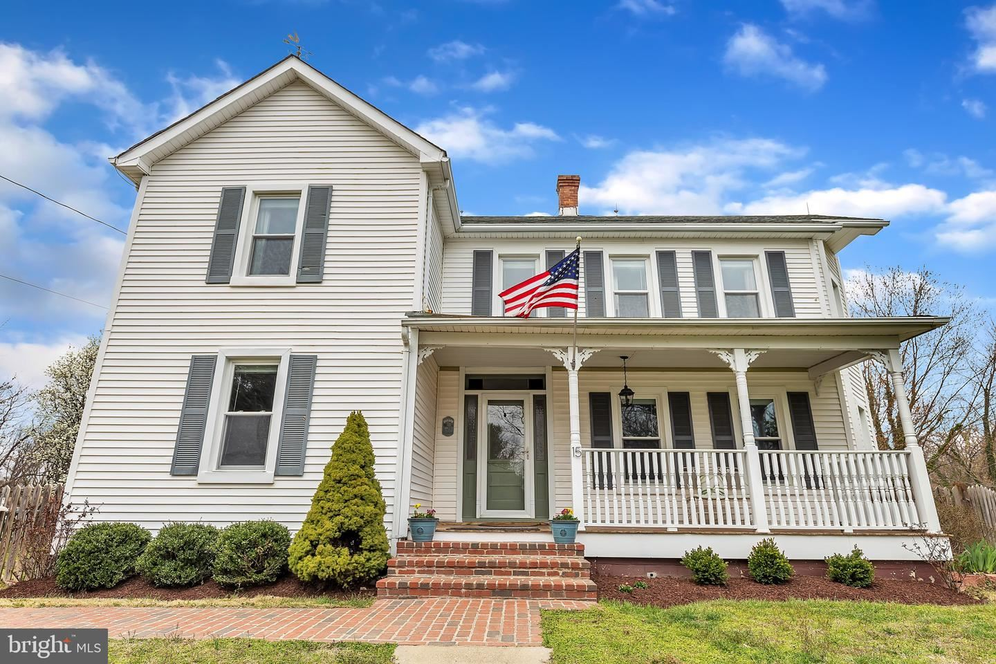 15 OLD TIME DR, Prince Frederick, MD 20678 - MLS#: MDCA175350