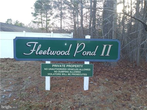 Photo of LOT 16 FLEETWOOD POND II #16, GEORGETOWN, DE 19947 (MLS # 1001570352)