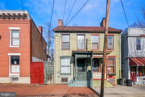 Photo of 135 W SOUTH ST, FREDERICK, MD 21701 (MLS # MDFR276352)
