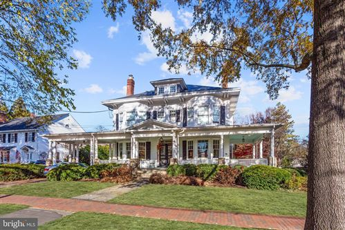 Photo of 21 QUINCY ST, CHEVY CHASE, MD 20815 (MLS # MDMC693352)