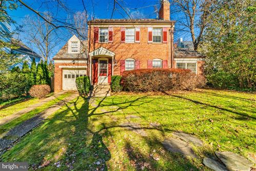 Photo of 3707 WOODBINE ST, CHEVY CHASE, MD 20815 (MLS # MDMC737352)