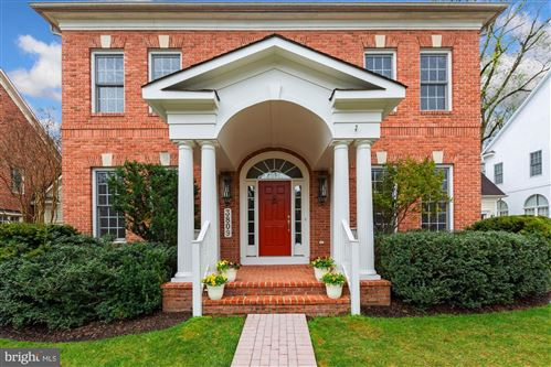 Photo of 3809 VILLAGE PARK DR, CHEVY CHASE, MD 20815 (MLS # MDMC750352)