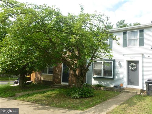 Photo of 7602 GREEN WILLOW CT, LANDOVER, MD 20785 (MLS # MDPG610352)