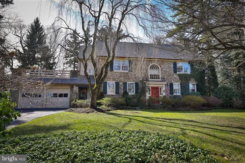 Photo of 1334 BARROWDALE RD, JENKINTOWN, PA 19046 (MLS # PAMC639352)