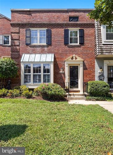 Photo of 6700 OFFUTT LN #195, CHEVY CHASE, MD 20815 (MLS # MDMC2000353)