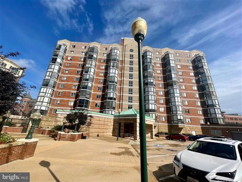 Photo of 24 COURTHOUSE SQ #301, ROCKVILLE, MD 20850 (MLS # MDMC2016354)