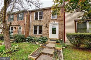 Photo of 5855 ROCK FOREST CT, CENTREVILLE, VA 20121 (MLS # VAFX1090354)