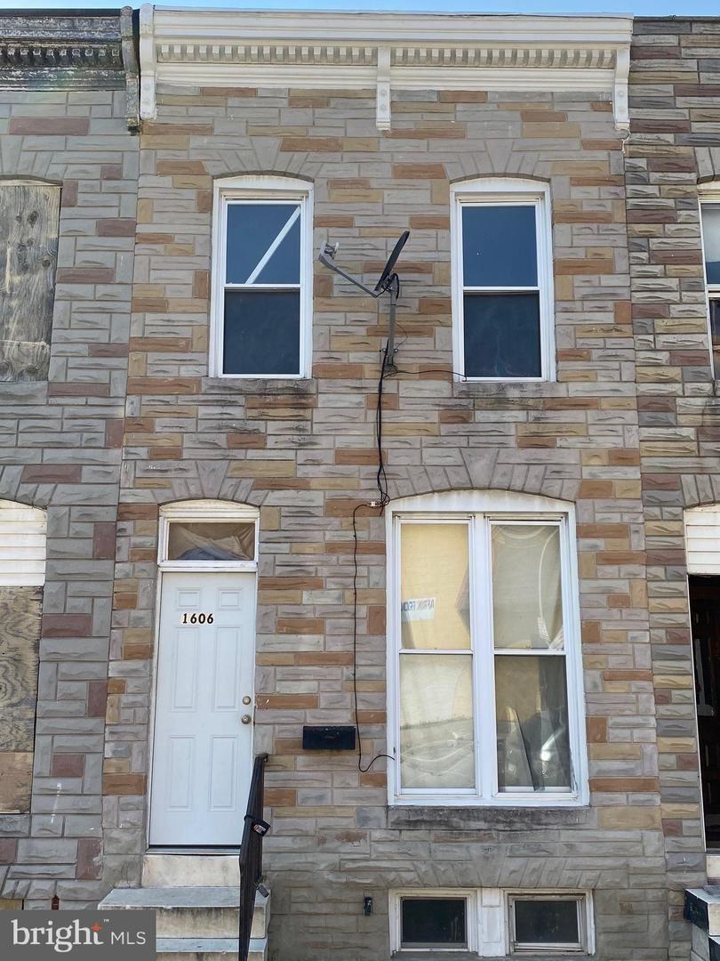 1606 N WASHINGTON ST, Baltimore, MD 21213 - MLS#: MDBA545354