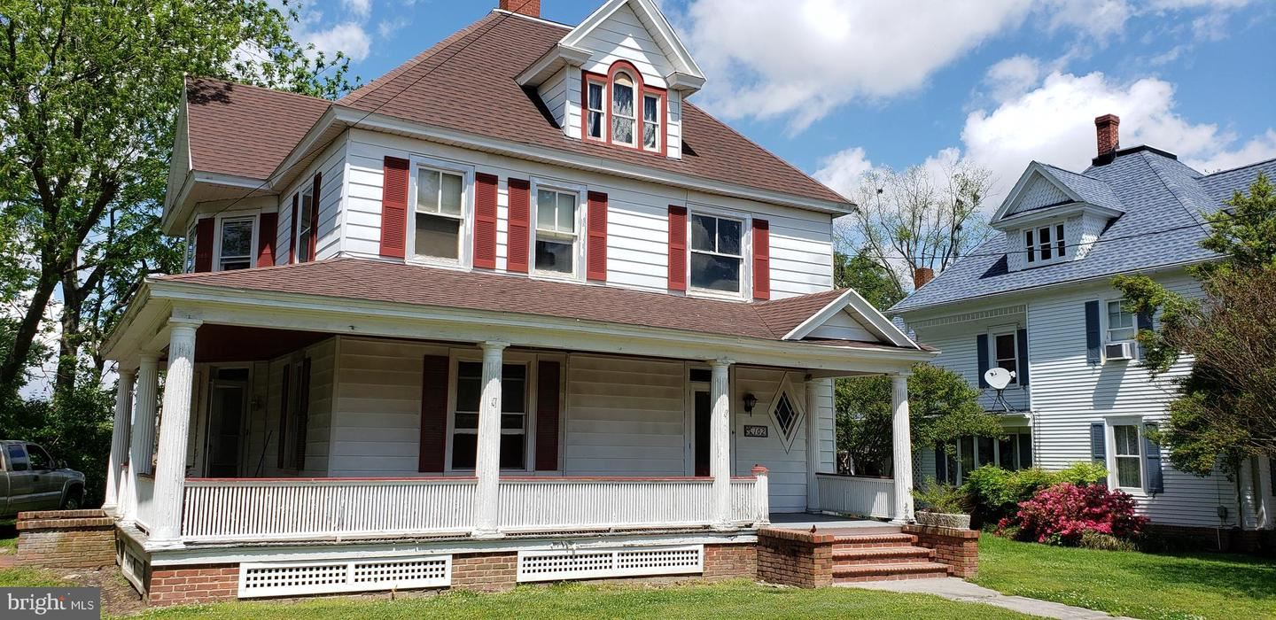 102 RAILROAD AVE, East New Market, MD 21631 - MLS#: MDDO127354