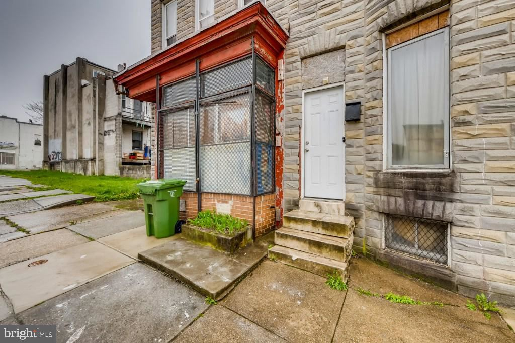 1903 RIGGS AVE, Baltimore, MD 21217 - MLS#: MDBA545356