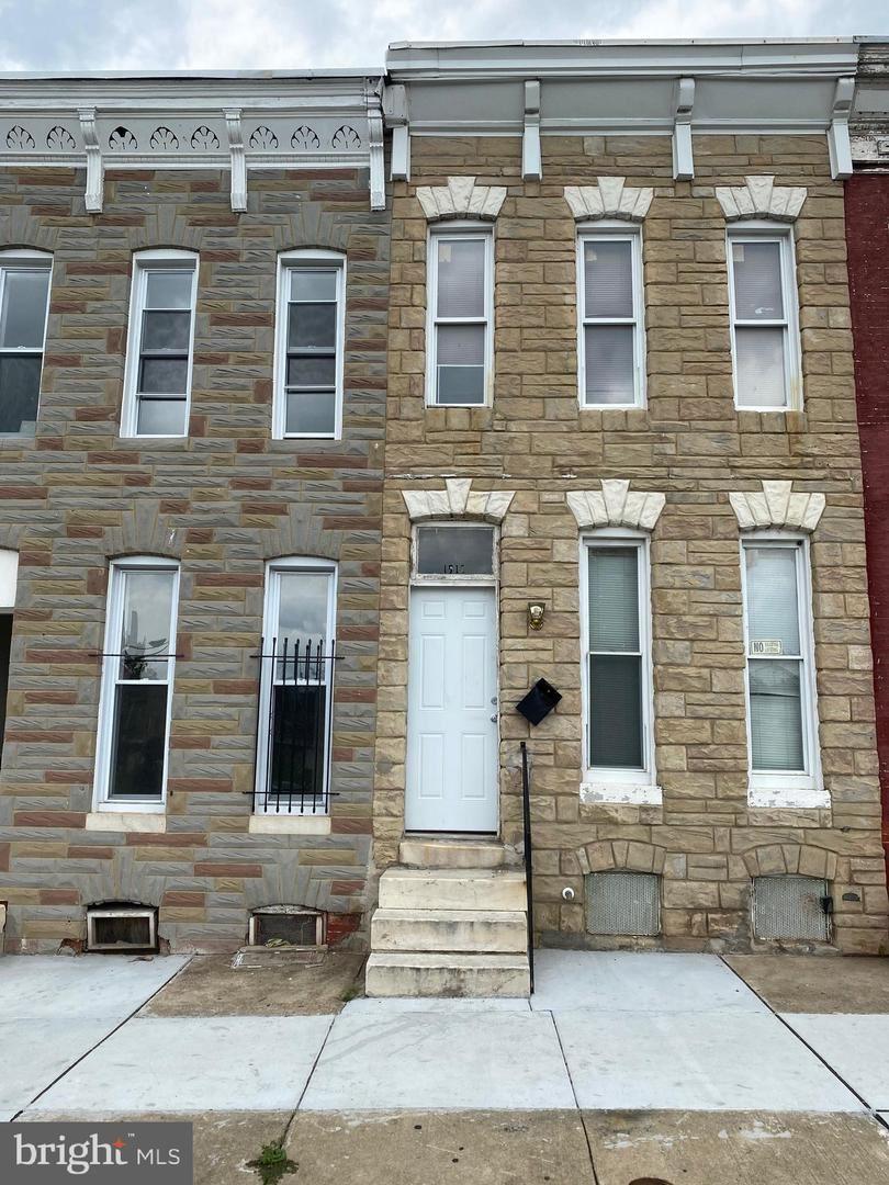 1912 E OLIVER ST, Baltimore, MD 21213 - MLS#: MDBA545358