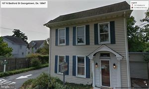 Photo of 107, 109, 111 & 111A N BEDFORD ST, GEORGETOWN, DE 19947 (MLS # DESU144360)