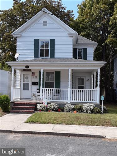 Photo of 205 WEST END AVE, CAMBRIDGE, MD 21613 (MLS # MDDO124360)