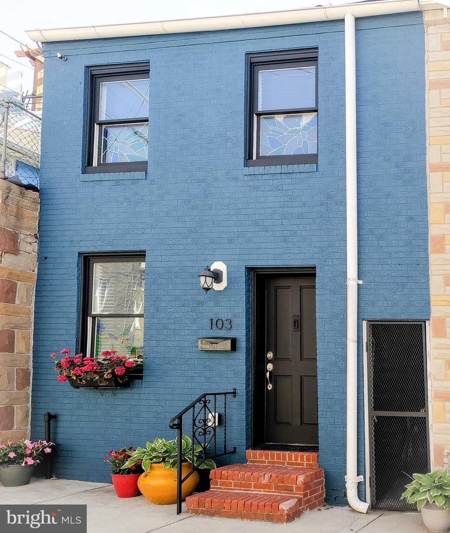 103 S DURHAM ST, Baltimore, MD 21231 - MLS#: MDBA551360
