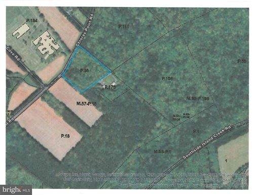 Photo of CHAMBERLAINE COVE RD, TRAPPE, MD 21673 (MLS # MDTA139362)