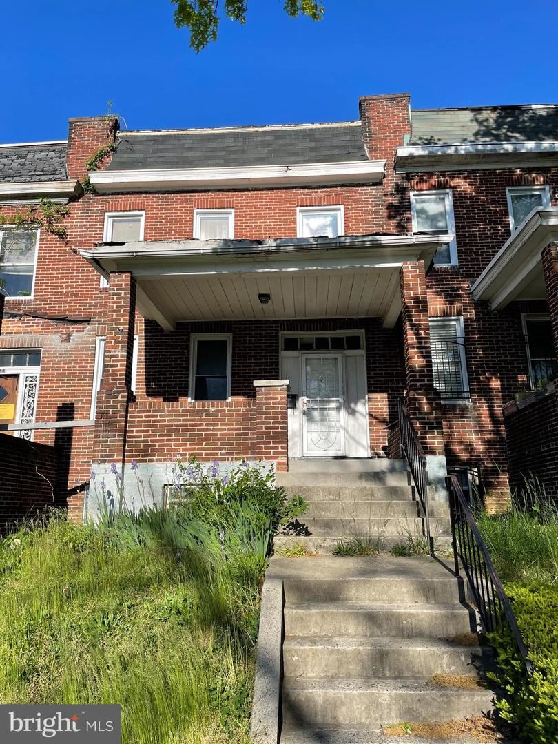 112 N HILTON ST, Baltimore, MD 21229 - MLS#: MDBA550362