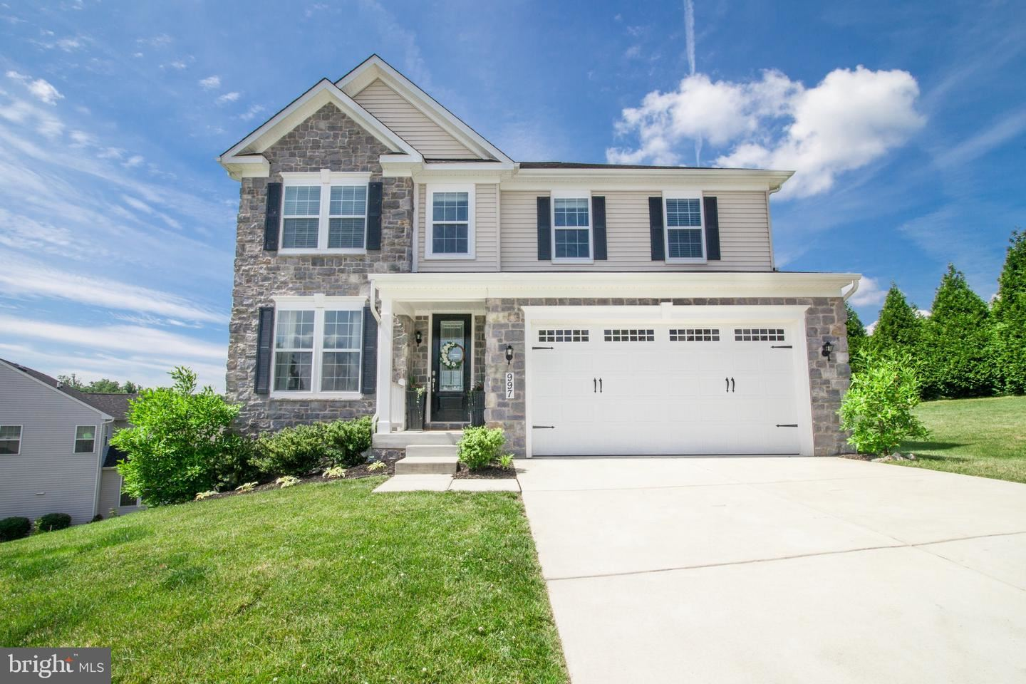 997 SADDLE VIEW WAY, Forest Hill, MD 21050 - MLS#: MDHR2001362