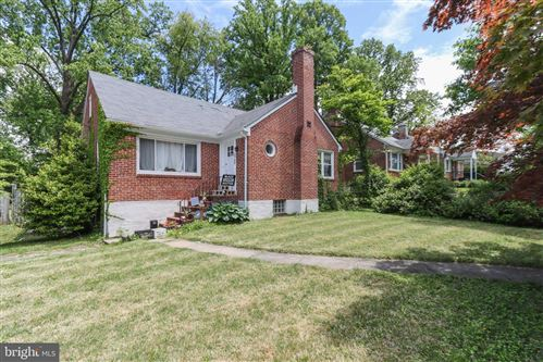 Photo of 5709 WOODCREST AVE, BALTIMORE, MD 21215 (MLS # MDBA549364)