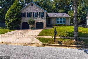 Photo of 7200 OLD CHAPEL DR, BOWIE, MD 20715 (MLS # MDPG539366)