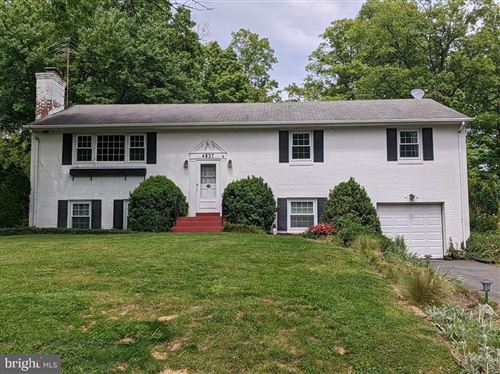 Photo of 4837 RANDOLPH DR, ANNANDALE, VA 22003 (MLS # VAFX1199366)