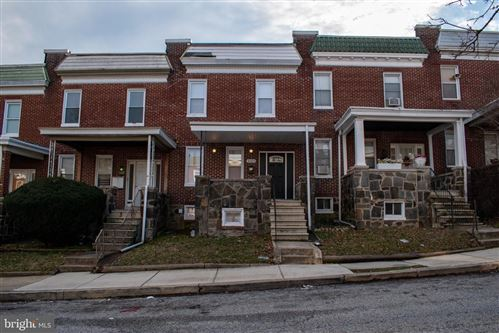 Photo of 3107 KENTUCKY AVE, BALTIMORE, MD 21213 (MLS # MDBA541368)