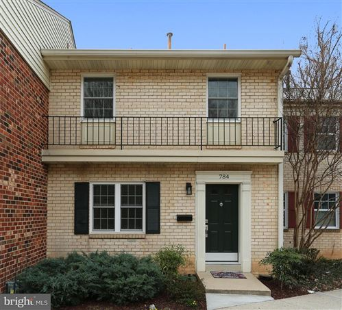 Photo of 784 PRINCETON PL #1, ROCKVILLE, MD 20850 (MLS # MDMC699368)