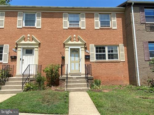 Photo of 6502 BEECHWOOD DR #2, TEMPLE HILLS, MD 20748 (MLS # MDPG2004368)