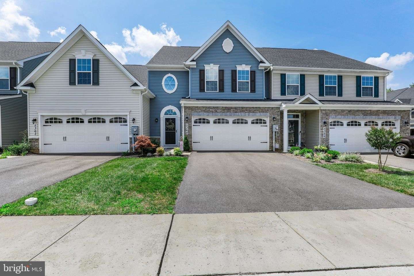 Photo of 5364 RED MULBERRY WAY, FREDERICK, MD 21703 (MLS # MDFR2002368)