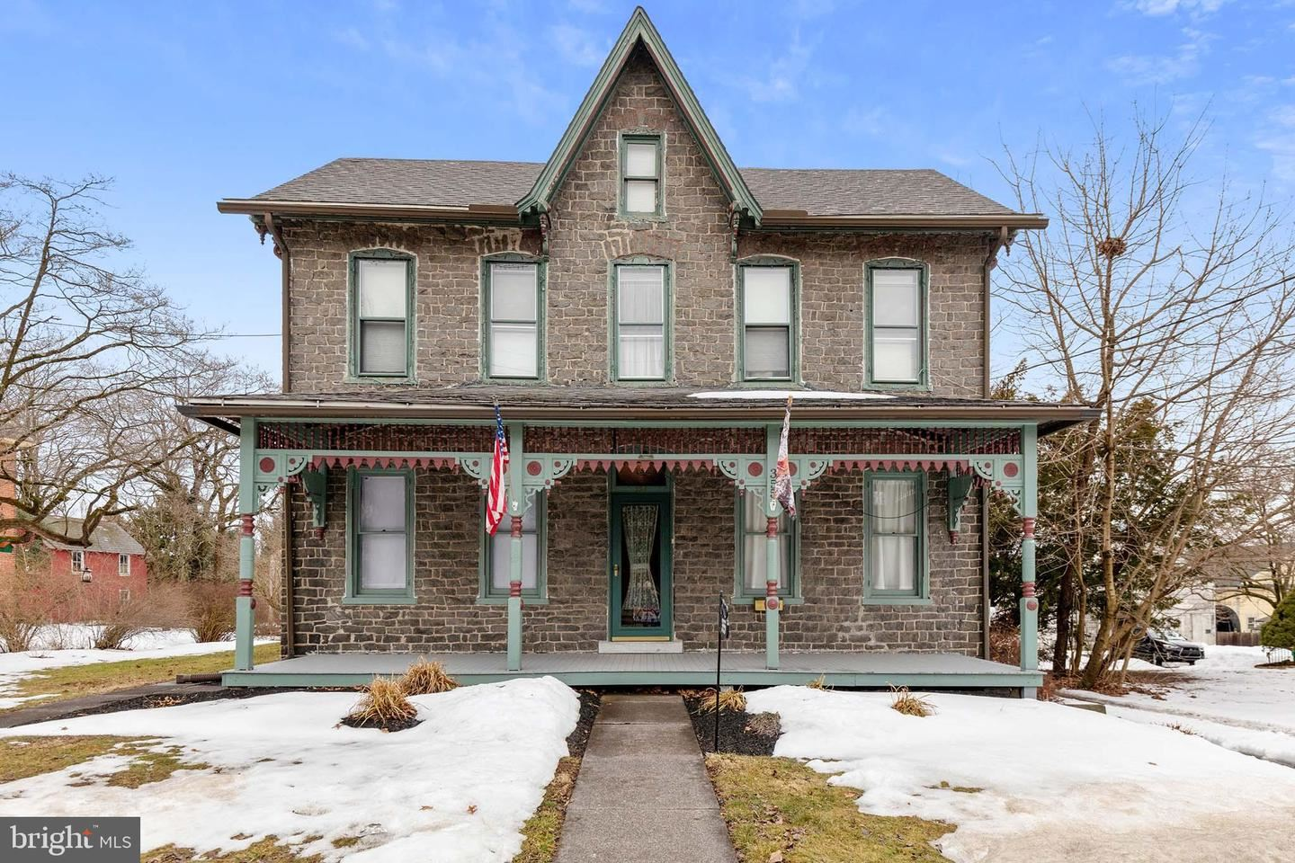 Photo of 355 MAIN ST, RED HILL, PA 18076 (MLS # PAMC684370)
