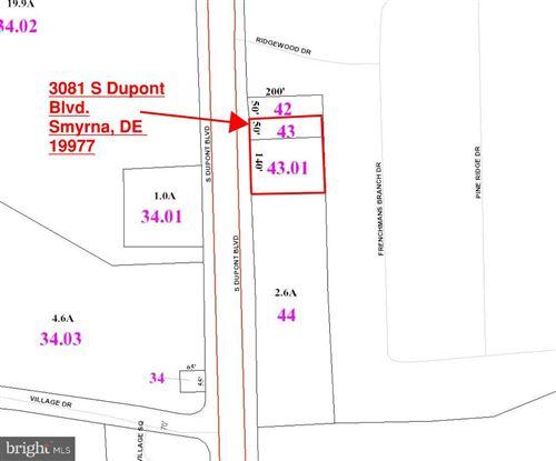 Photo of 3081 S DUPONT BLVD, SMYRNA, DE 19977 (MLS # DEKT247372)