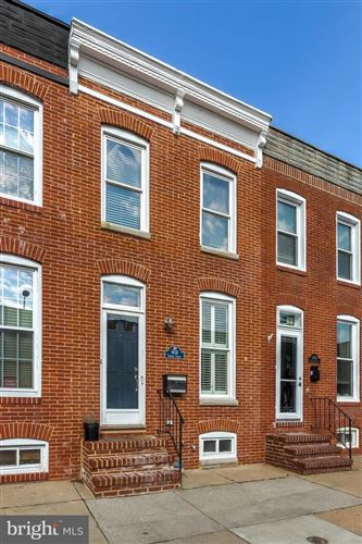 Photo of 1438 TOWSON ST, BALTIMORE, MD 21230 (MLS # MDBA541372)
