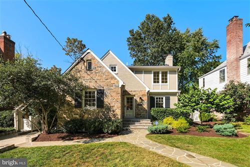 Photo of 4829 LANGDRUM LN, CHEVY CHASE, MD 20815 (MLS # MDMC725372)