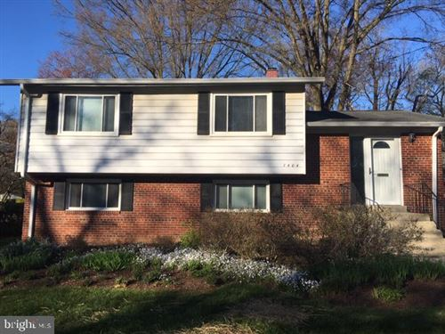 Photo of 7404 WELLESLEY DR, COLLEGE PARK, MD 20740 (MLS # MDPG564372)