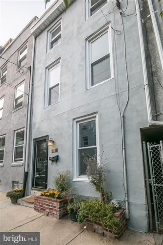 Photo of 311 W GEORGE ST, PHILADELPHIA, PA 19123 (MLS # PAPH936372)