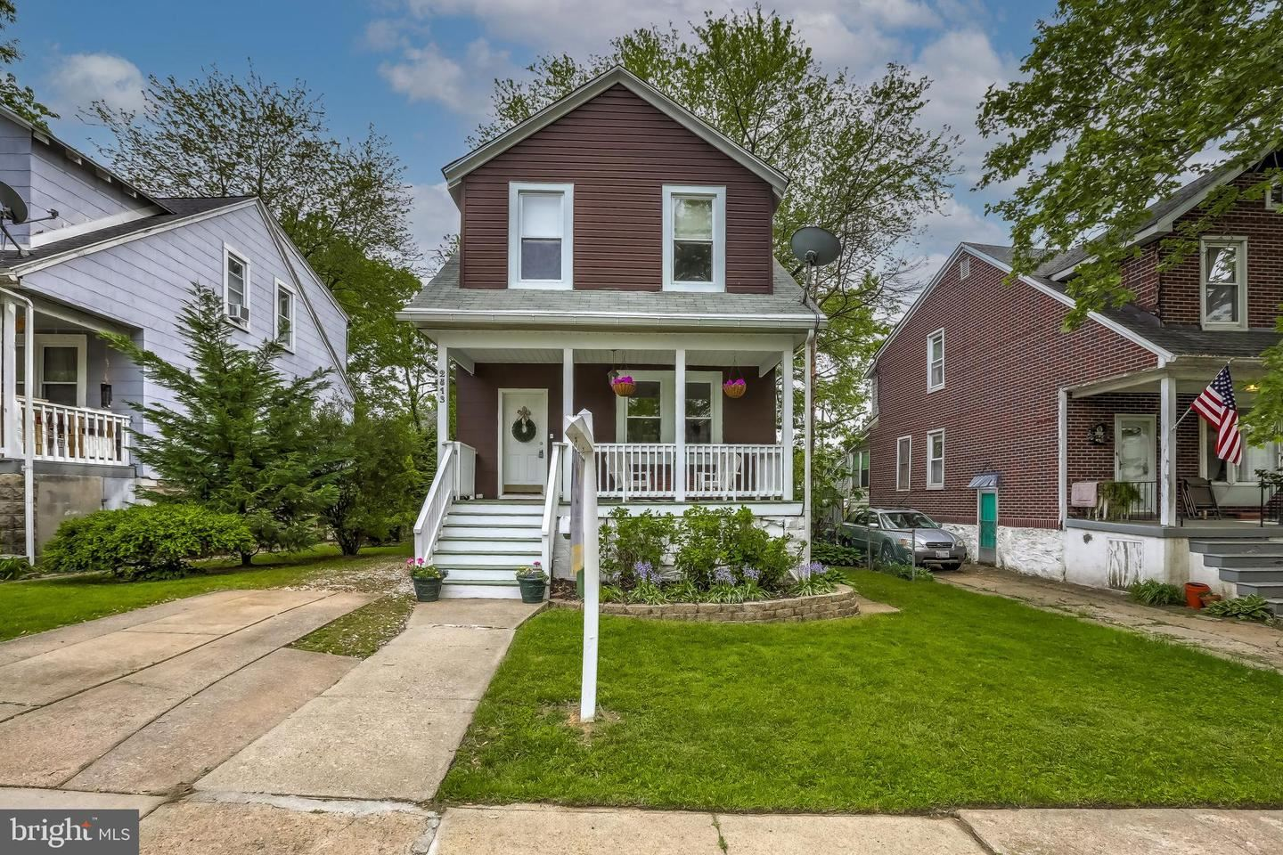 2813 CHRISTOPHER AVE, Baltimore, MD 21214 - MLS#: MDBA548372