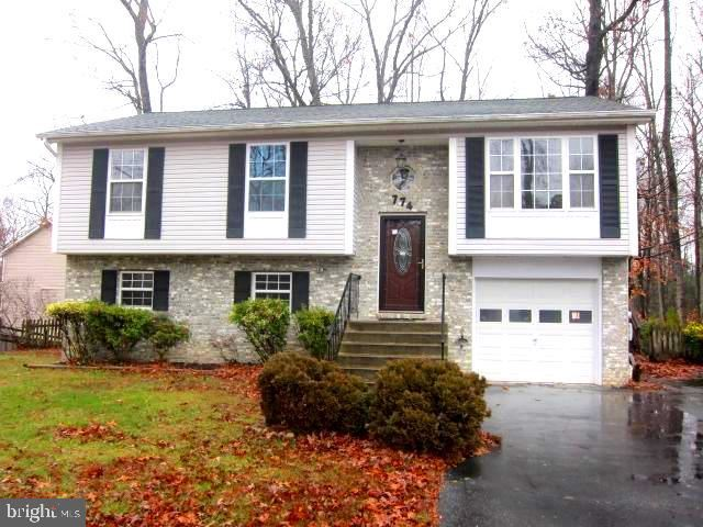 774 LAZY RIVER RD, Lusby, MD 20657 - MLS#: MDCA174372