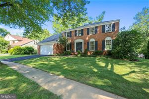 Photo of 1407 FALLSMEAD WAY, POTOMAC, MD 20854 (MLS # MDMC668374)