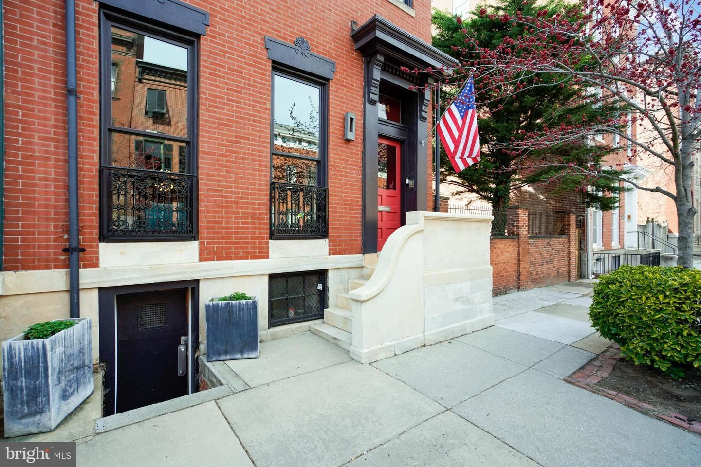 824 PARK AVE, Baltimore, MD 21201 - MLS#: MDBA543374